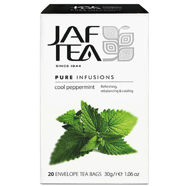 Фито-чай JAF TEA Cool Peppermint PI 20*1,5г