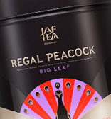 Изображение черного чая Regal Peacock